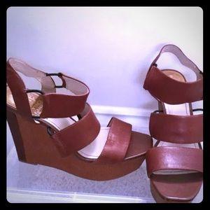 Vince Camuto Niskera Wedge Sandals